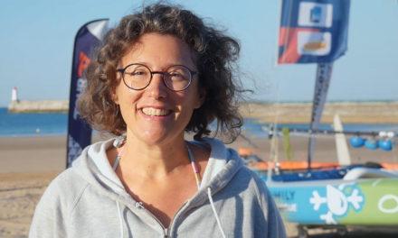Expérience Inoubliable, épisode 7 : Cécilia gagne une manche au Tour Voile 2019