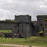 Le château de Barbe-Bleue à Tiffauges, les vestiges d'un passé chargé