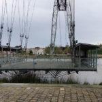 Le pont transbordeur de Rochefort, une curieuse construction ingénieuse !