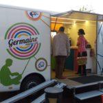 Dans la peau de Germaine, un café et à l'action !